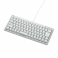 SANWA SUPPLY SKB-KG3W compact keyboard White  w/Tracking New