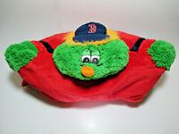 "MLB Boston Red Sox Wally Green Monster Mascot Pillow Pet 20"" Plush Stuffed Toy"