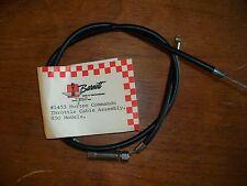 NOS Barnett Norton Throttle Cable  850 Commando  1453