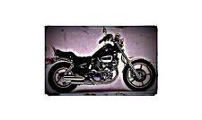 1984 xv750 special Bike Motorcycle A4 Retro Metal Sign Aluminium