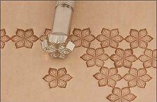 Craftool Cuero/arcilla Sello en seco-Fondo Floral K144