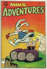 ANIMAL ADVENTURES #3 (Soopermutt, King Carrot, Rascal Fox) Accepted, Early 1960s
