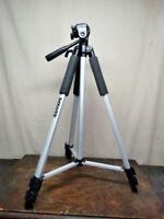 "Bower 59"" Full Size Tripod for Canon Nikon Sony Pentax DSLR Cameras w/Tote Bag"