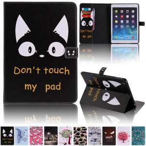 "For iPad Mini 1 2 3 4 5 Smart Magnetic Flip Leather Wallet Stand 7.9"" Case Cover"