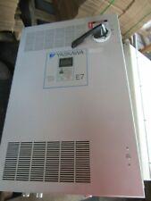 Yaskawa E7cxb014czl Inverter Control Drive Very Nice