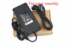 Original Dell Alienware M18X M17x R3 R4 12.3A 19.5V 240W AC Adapter Charger