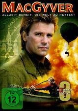MacGyver - Die komplette 3. Staffel (Richard Dean Anderson)            DVD   503
