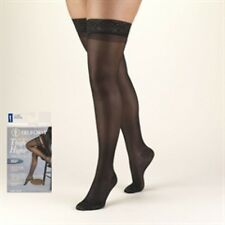 1774: Truform Thigh Highs Compression Stocking 15-20, Trufrom, Woman