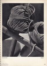 Héliogravure  - 1935 - Morrison - Twine