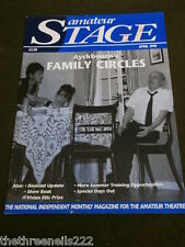 AMATEUR STAGE - VIVIAN ELLIS PRIZE - APRIL 1998
