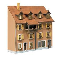 Faller 130432 Relief Houses 2 13/32x2 1/4x5 29/32in 2 13/32x1 27/32x5 19/32in