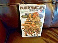 Tamiya - Military Miniatures - US Modern Desert Scheme 1/35 Scale 35153 SEALED