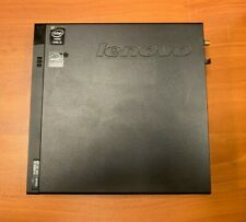 Lenovo ThinkCentre M73 Tiny Mini Desktop Computer i3-4130T 2.9Ghz 4Gb No Hdd