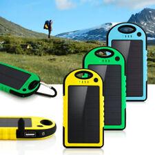 Cargadores, bases y docks cargador solar Universal para teléfonos móviles y PDAs Universal