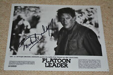 MICHAEL DUDIKOFF  signed autograph In Person 8x10 ( 20x25 cm) AMERICAN FIGHTER