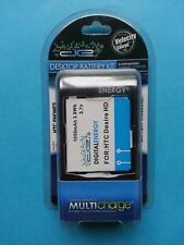 Digital Energy 3.7V 1050mAh Li-Ion Battery & Charger For HTC Desire HD