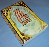 J.R.R. Tolkien, The Lord of the Rings, First 3-1 Edition 1968