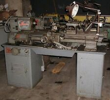 Logan Model 2557V Cabinet Base Engine Lathe