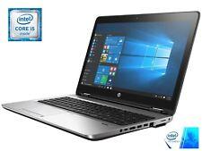 """HP ProBook 650 G2 Laptop 15.6"""" HD Screen, i5-6200U, 256GB SSD, 16GB RAM"""