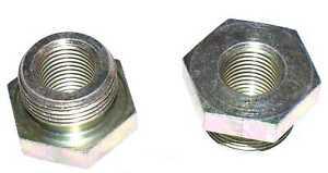 1 Stück Reduzierverschraubung (M22x1,5 Außengewinde zu M14x1,5 Innengewinde)