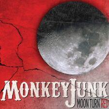 MONKEYJUNK - MOON TURN RED   CD NEUF