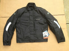 "M-TECH Mens Textile Motorbike / Motorcycle Jacket Size UK 36"" Chest"