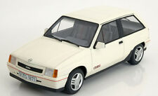 1990 OPEL Corsa A GSI White by BoS Models LE of 1000 1/18 Scale Rare! In Stock!