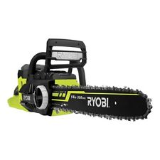 Ryobi 36V Lithium-Ion Cordless Chainsaw Kit-5.0Ah Battery and Charger