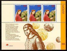 Portugal - 1997 Europa Cept - Mi. Bl. 124 MNH