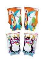 Boys Swim Aid Armbands Inflatable 5-12 Years Swimming Pool Accessories