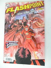 1 x Comic -  Flashpoint - Nr 3 (von 5) - DC Panini - Z.0-1/1