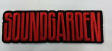 SOUNDGARDEN  PATCH NEW  VINTAGE OOP COLLECTIBLE SOUND GARDEN
