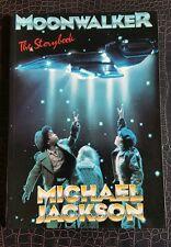 Michael Jackson Moonwalker, The Storybook 1988