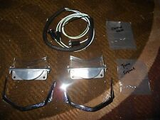 1967 FORD FAIRLANE / RANCHERO GT POWER DOME POWERDOME HOOD LIGHT AND WIRING KIT