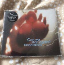Tindersticks - Can We Start Again? CD Single
