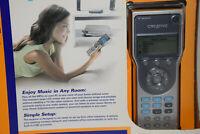 Creative Sound Blaster Wireless Music Player w RF Remote PD0390 Collectible Neww