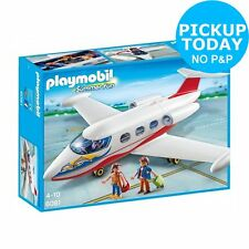 Playmobil 6081 Summer Jet Playset.