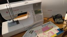 Nice Used Singer 9960 Quantum Stylist 600-Stitch Electronic Sewing Machine - USA