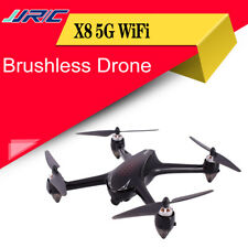 JJRC X8 2.4G 5G WiFi Brushless Motor GPS RC Drone FPV 1080P HD Camera Quadcopter