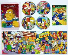 DVD Staffel 12 SIMPSONS dt. Collectors Edit. Season  Twelve COMIC BOOK GUY/BART