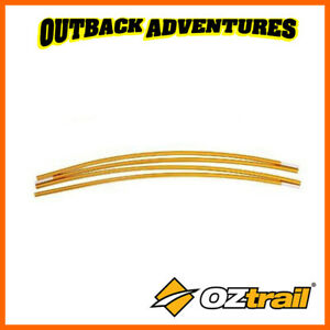 OZTRAIL STURT EXPEDITION DOUBLE SWAG ALLOY REPLACEMENT SWAG POLE KIT