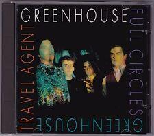 Greenhouse - Full Circle/Travel Agent - CD (+ Bonus Tracks PPR002-2 Pot Plant)