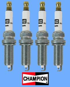 4 Spark Plugs CHAMPION 9412 Iridium REA9WYPB4