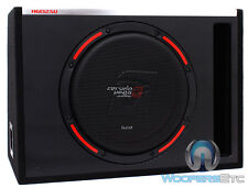 "CERWIN VEGA H6E12SV 12"" SUB 1000W SUBWOOFER VENTED ENCLOSURE BASS SPEAKER + BOX"