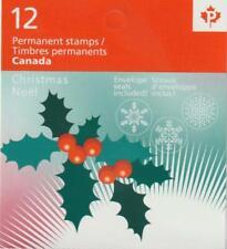 Canada 2011 BK469 #2491 Christmas (Holly) - Unused