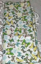 1 Yard ANTHOLOGY Sweet Tea Butterflies KAH Khristian Howell Premium Cotton Fabri