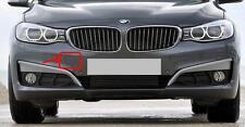 BMW f34 13-16 3 GT SERIE NUOVO ORIGINALE PARAURTI anteriore Coperchio gancio di traino Cap 7371845