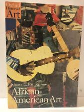 Rare African American Art Sharon F Patton Oxford History Of Art Free Shipping