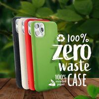 Nachhaltige Handyhülle Kompostierbare Eco Friendly Case Tasche für Apple iPhone