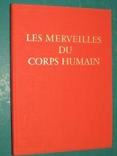 Les merveilles du corps humain M. WILSON éditions des deux coqs d'or